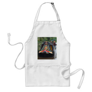 Narrowboat Lost The Plot Coventry Canal Nuneaton Aprons