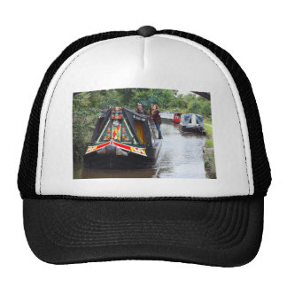 Narrowboat Lost The Plot, Coventry Canal, Nuneaton Trucker Hat