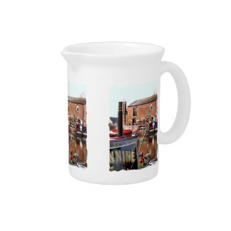 NARROWBOATS BEVERAGE PITCHER