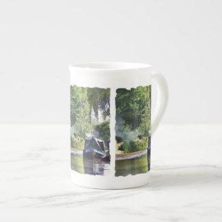 NARROWBOATS TEA CUP
