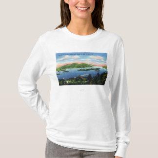 Narrows, Hundred Islands, Tongue Mountain View T-Shirt