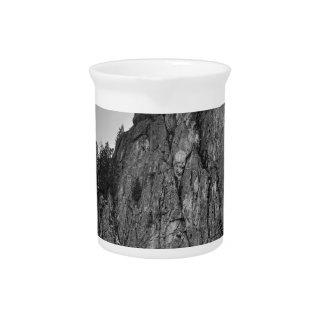 Narrows Pinnacle Boulder Canyon Drink Pitcher