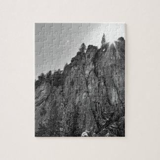 Narrows Pinnacle Boulder Canyon Jigsaw Puzzle