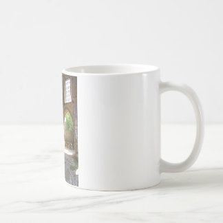 Narthex of the  Chuch of the Panayia Pyrgiotissa, Coffee Mug