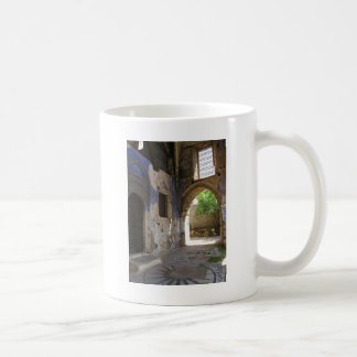 Narthex of the  Chuch of the Panayia Pyrgiotissa, Mugs