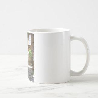 Narthex of the  Chuch of the Panayia Pyrgiotissa, Coffee Mug