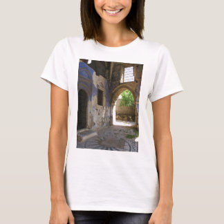 Narthex of the  Chuch of the Panayia Pyrgiotissa, T-Shirt