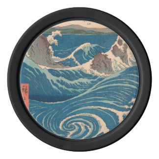 Naruto Whirlpool Poker Chips Set