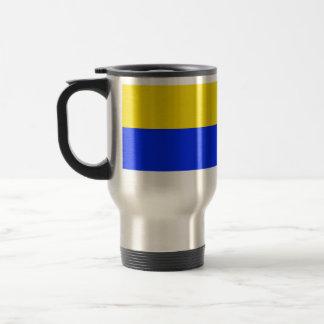Narva, Estonia flag 15 Oz Stainless Steel Travel Mug