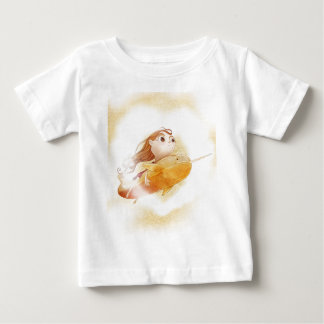 Narwhal. Adorable Cute and journey. Baby T-Shirt
