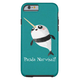 Narwhal and Panda in One Tough iPhone 6 Case