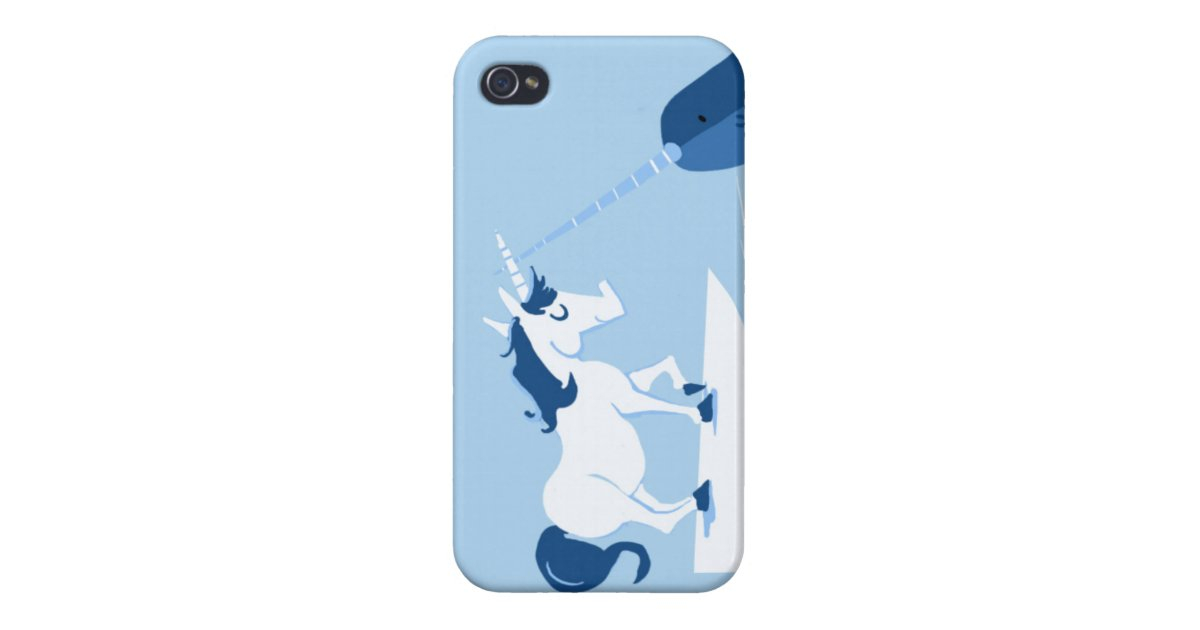 how to secure your iphone narwhal and unicorn iphone 4 4s cases zazzle 5871