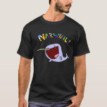 Narwhal! black shirt