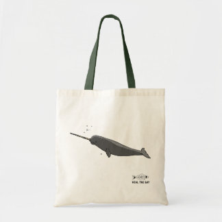 Narwhal Budget Tote Bag