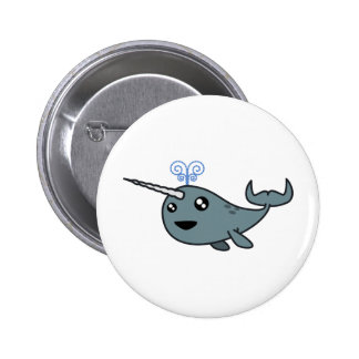 Narwhal! Button