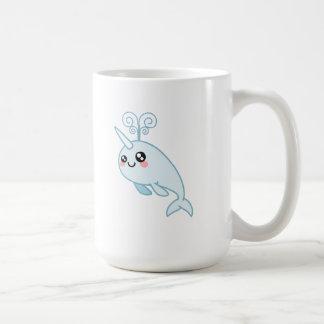 Narwhal Cutie Coffee Mugs