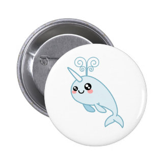 Narwhal Cutie Pin