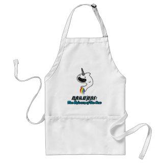 Narwhal: El unicornio del mar Delantal