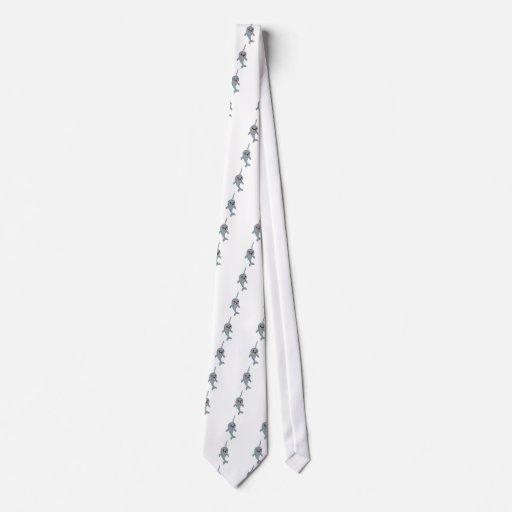 Narwhal feliz corbatas