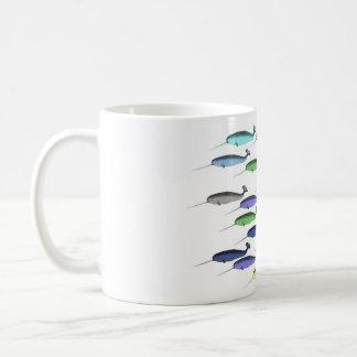Narwhal Gang Mug Cup