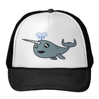 ¡Narwhal! Gorros
