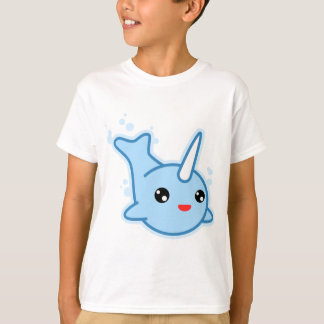 Narwhal Kawaii T-Shirt
