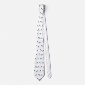 Narwhal Love Tie