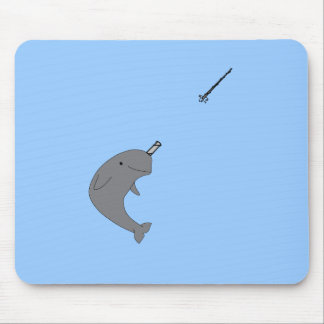 Narwhal Mouse Pads