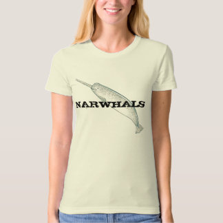Narwhal, NARWHALS T-Shirt