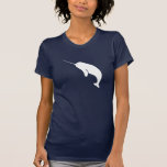 Narwhal Pictogram T-Shirt