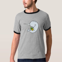 Narwhal Pineapple(small logo) shirt