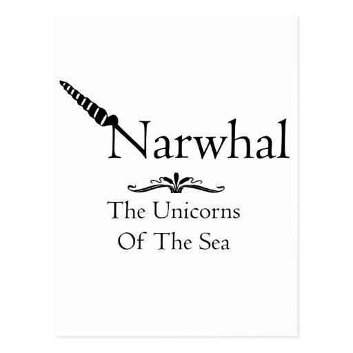 Narwhal Postal