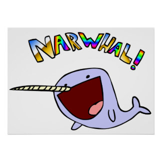 Narwhal! poster