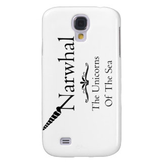 Narwhal Samsung Galaxy S4 Cover