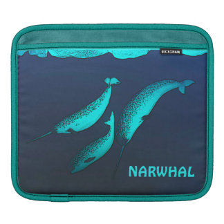 Narwhal Sleeve For iPads