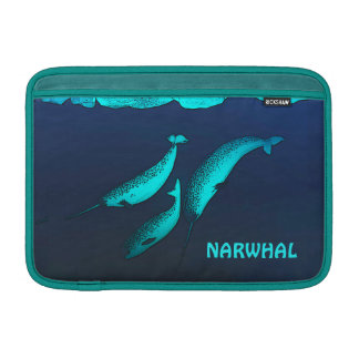 Narwhal Sleeve For MacBook Air