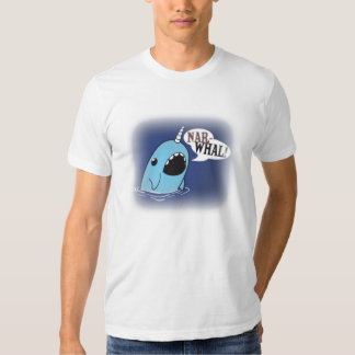 narwhal! tee shirt
