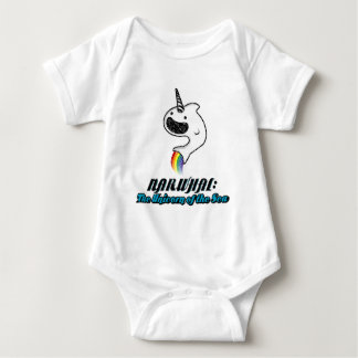 Narwhal:The Unicorn of the Sea Baby Bodysuit