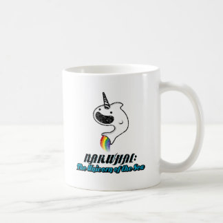 Narwhal:The Unicorn of the Sea Mugs