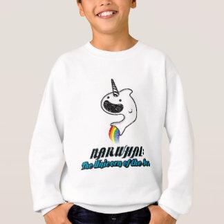 Narwhal:The Unicorn of the Sea Sweatshirt