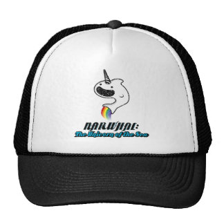 Narwhal:The Unicorn of the Sea Trucker Hat