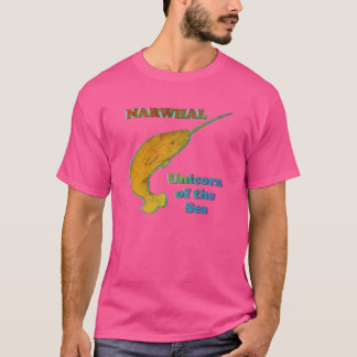 Narwhal - Unicorn of the Sea T-Shirt