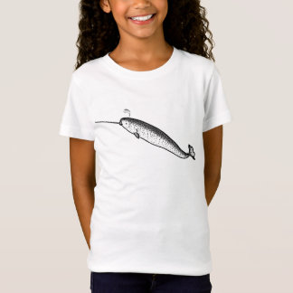 Narwhal! Unicorn of the sea! T-Shirt