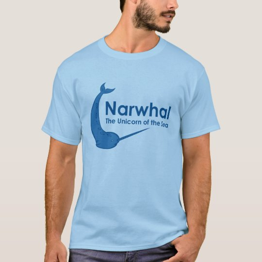 Narwhal: Unicorn of the Sea T-Shirt