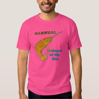 Narwhal - Unicorn of the Sea Tee Shirt