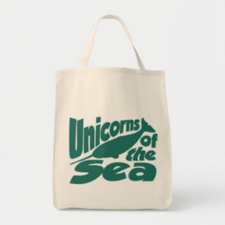 Narwhal Unicorn of the Sea Tote Bag