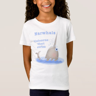 Narwhal Unicorn T-Shirt