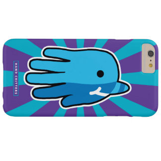 Narwhal Whale Tooth Barely There iPhone 6 Plus Case