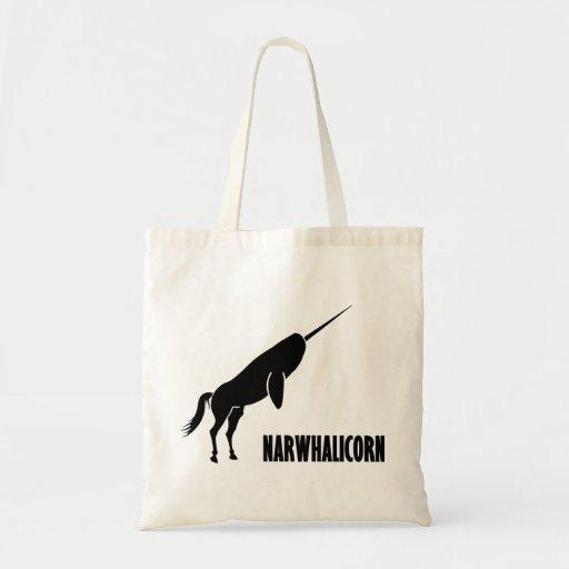 Narwhalicorn Narwhal Unicorn Bags