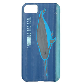 Narwhals are Real iPhone 5 case